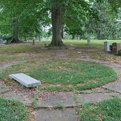 Cedar Hill Cemetery Lots in Suitland Maryland--------2 Plots