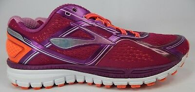 67df7b04d0cd2 BROOKS GHOST 8 Size US 11 M (B) EU 43 Women s Running Shoes Purple ...
