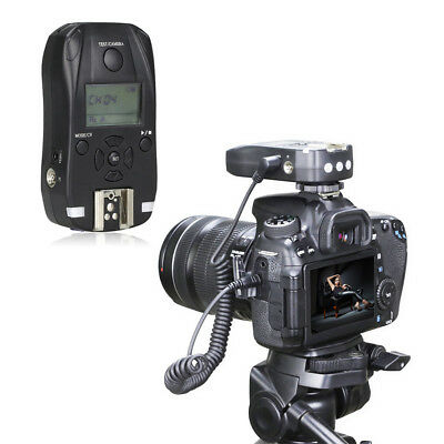 2.4GHz Wireless Remote Flash Speedlite Trigger Transceiver für Canon DSLR LF821