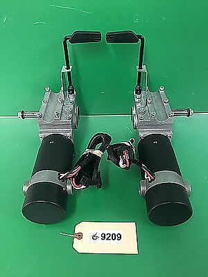 Right & Left Motors for Pride Jazzy Select XL Power Wheelchair   #9209