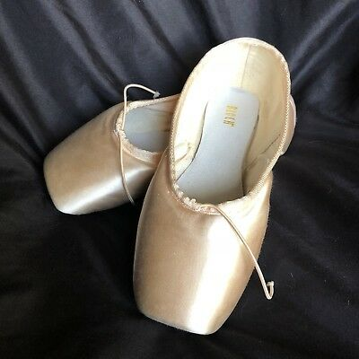 NEW! Bloch Balance European ESO 160L 4.5 XX Ballet Pink Pointe Shoes