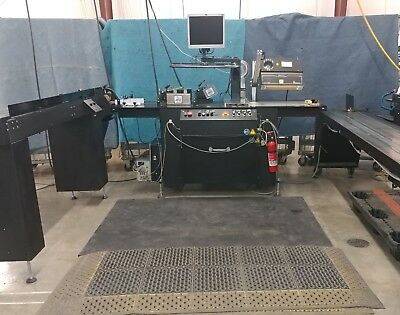 """MCS 6"""" Array Imaging System with Speed-Dri Dryer, FedMAX feeder, and 10ft convey"""
