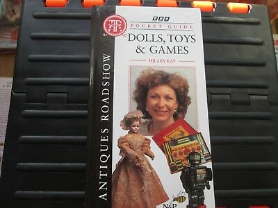 Pocket Guide Dolls Toys And Games Hilary Kay Bbc Antiques Road Show