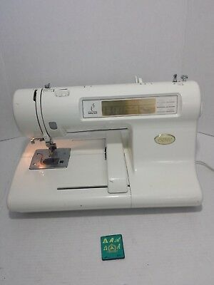 Baby Lock Espree Em1 Embroidery Machine