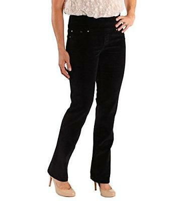 e0d754620ff95 JAG JEANS WOMEN S Petite Peri Pull On Straight in 18 Wale Corduroy 2 ...