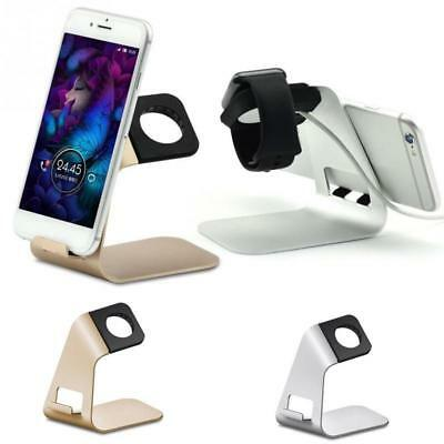 TNI Apple Watch / iPhone Aluminum Charging Stand for Apple Watch 38mm, 42mm