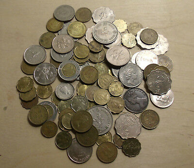 Hong Kong Coin Lot 15 oz