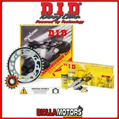 373125000 Kit De Transmission Did Kawasaki Gpx 600 R ( Zx600C1-3) 1989- 600Cc