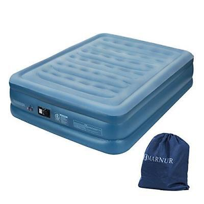 Quality Air Bed Queen Size Air Mattress With Built In Electric Pump
