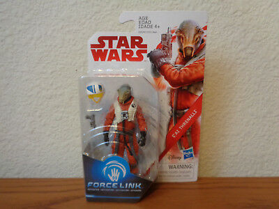 "Star Wars Ep 8 The Last Jedi C'ai Threnalli 3.75"" Exclusive Figure - In Hand"