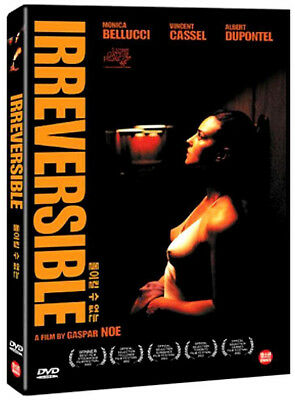 Irreversible - Monica Bellucci (2002) - DVD new