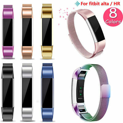 For Fitbit Alta HR Replacement Smart Watch Milanese Strap Bracelet Wrist Band