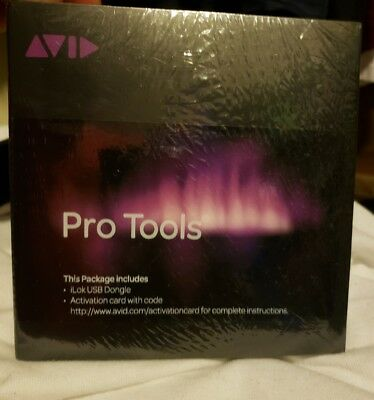 Avid Pro Tools 12 with 1-Year Updates + support plan (Boxed )