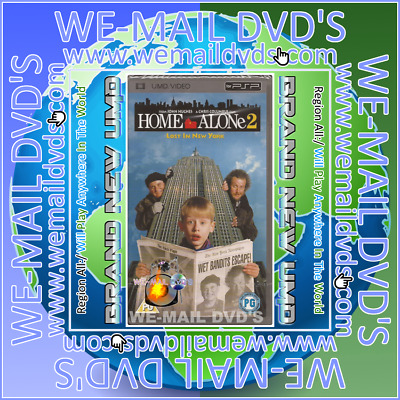Home Alone 2 - Lost In New York (UMD) [UMD FOR THE PSP]