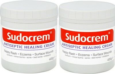 Sudocrem 400g X 2 Packs