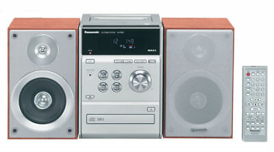 Panasonic SC-PM33DBS DAB, CD, Feather touch cassette, 40W, CD-R/RW/MP3 playback