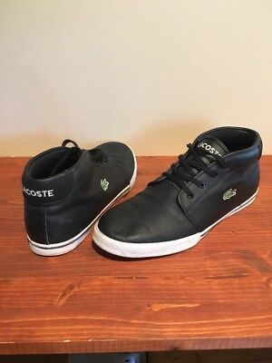 1c04fdc11d6eea LACOSTE RAYFORD SRM Leather Size 10.5 -  19.99