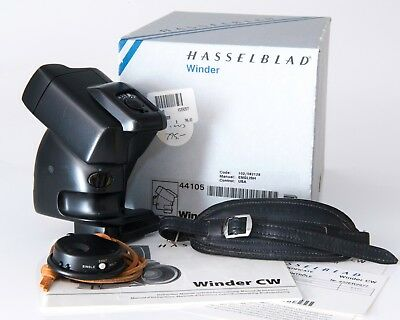 Hasselblad Winder CW 44105 With Strap, Remote, Box & Manuals Excellent Condition