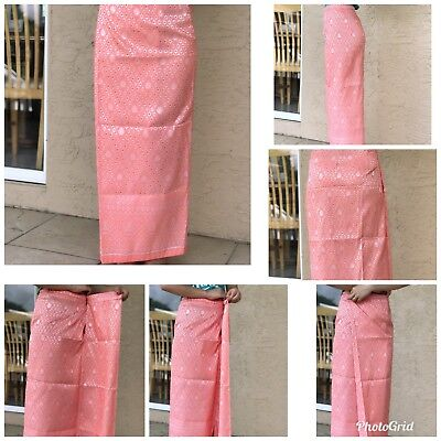 Cambodia Traditional Sam Pet (long Skirt) (M) best price in town!