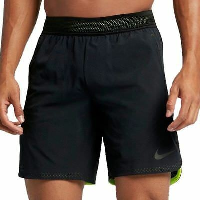 "860582-010 NEW with tag Nike Men/'s FLEX cloud 8/"" TRAINING SHORTS"