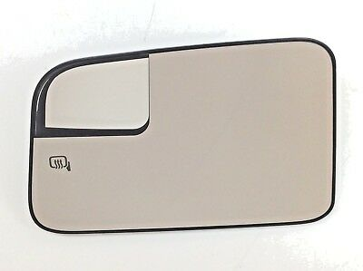 Ford Edge Left Driver Side View Power Adjust Heated Mirror Glass Oem