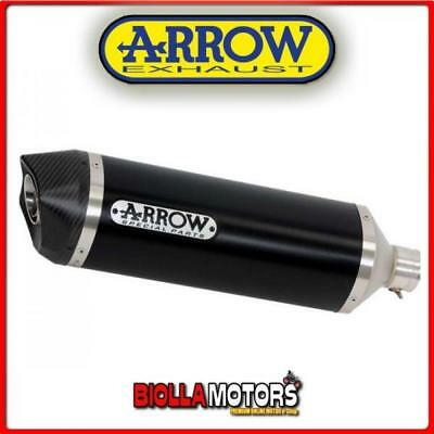 71744Akn+71406Kz Terminale Arrow Race-Tech Aprilia Rsv4 Factory 2012 Dark/carbon