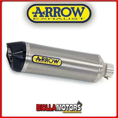 71768PK MARMITTA ARROW RACE-TECH DUCATI Monster 1200 2014-2015 TITANIO/CARBONIO