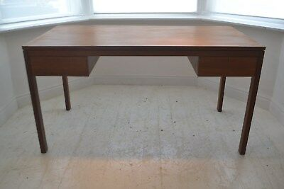 STUNNING VINTAGE TEAK WRITING DESK - 1960's