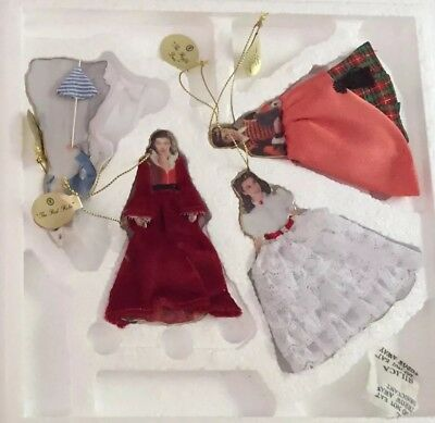 Gone With The Wind The Legendary Costumes Of Scarlett O'Hara Ornament Collection