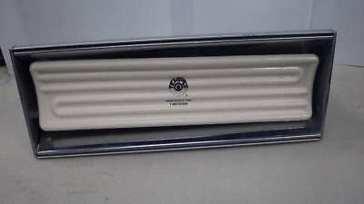 Tempco Electric Radiant Heater Cra00316 W/ Emitter Element Crb00023   Usa Seller