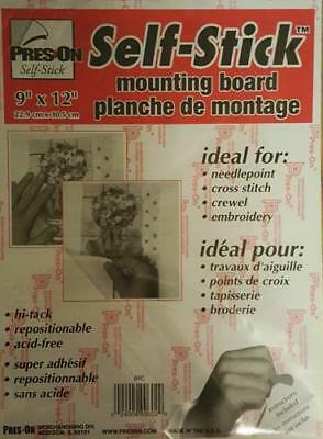 Self Adhesive Mounting Board 23 x 30.5cm