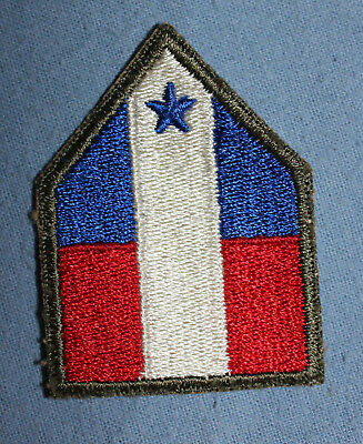 WWII US Army Northwest Service Command Shoulder Patch