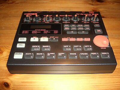 "BOSS DR-202 Groovebox ""Dr. Groove"" - vintage and rare"