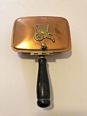 Vintage Coppercraft Guild Silent Butler Crumb Catcher/Ashtray