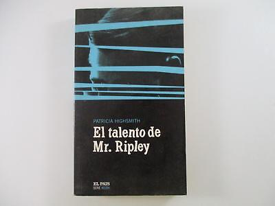 El Talento De Mr. Ripley - Patricia Highsmith 2004 #0
