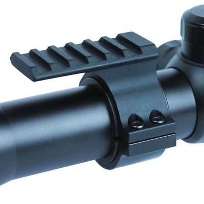 "Hunting 1"" Barrel Mount Ring Scope 20mm Weaver Picatinny Rail Adapter Hunting"