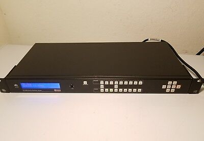 TV One C2-3300 Seamless Switcher/Video Scaler with Universal Video Output