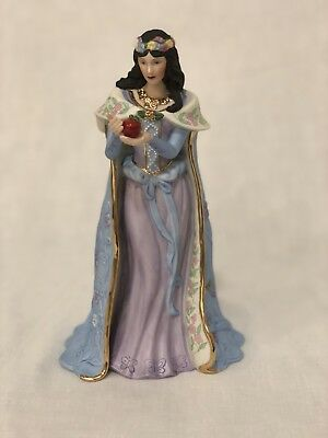 Lenox Legendary Princess Collection Snow White With Box And COA