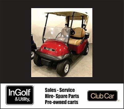 Club Car PRECEDENT 48V Electric Golf Cart Buggie Buggy ERIC Charger
