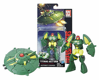 """Transformers Generations Titans Return Legends Class Cosmos 3"""" New Toy"""