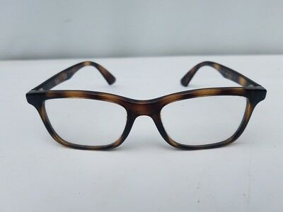 (Children s) Ray-Ban RY 1562 3685 Havana Plastic Rectangle Eyeglasses 48mm 9b1de5941b33