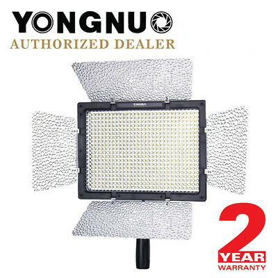 YONGNUO YN600 LED Light 5500K with Remote for Canon Nikon