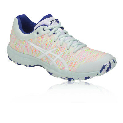 Asics Womens Gel-Netburner Professional 14 FF Netball Shoes White Trainers
