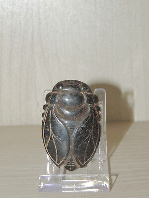 Antique  Carved stone Scarab figure,idol,god,Amulet