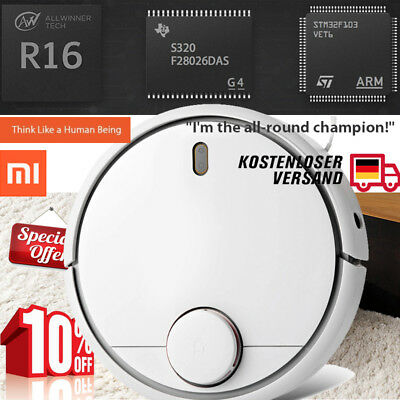 Original Xiaomi Mi Robot Vacuum LDS App Remote Smart Cleaner Staubsauger SLAM