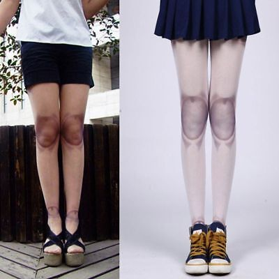 Hosiery Women Joint Design Tights Tattoo Stockings Jointed Tights Pantyhose