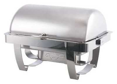 SPRING USA 2509-6A Rondo rect roll-top chafing dish