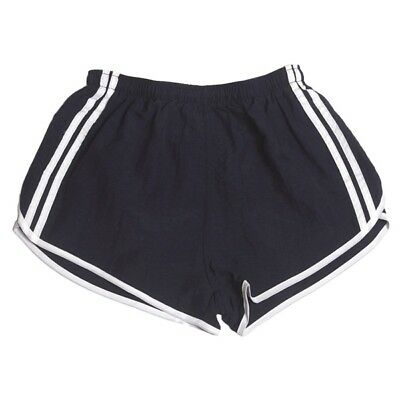 Vintage French Army PT Running Shorts Summer Sports Jogging Fitness