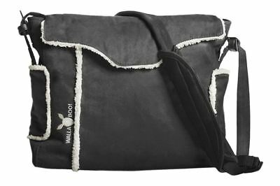 Wallaboo Changing Bag Nore - Black