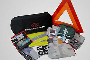 Genuine Kia Ceed 2012-on European Roadside Safety Kit - AC09207007